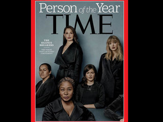 'Silence Breakers' is Time's Person of the Year