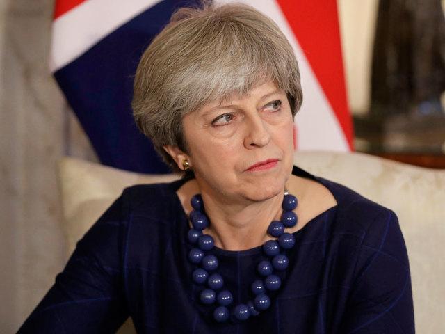Theresa May terror plot foiled