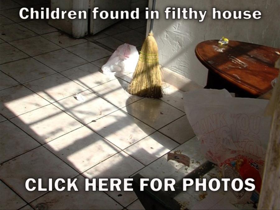 PHOTOS: Boynton Beach house of filth