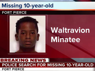10-year-old boy missing in Fort Pierce found
