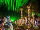 Lights on the Lagoon, a Winter Wonderland opens