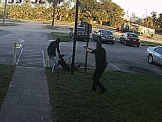 Video shows deputy-involved shooting in Broward