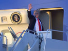 President Trump wraps up his visit to Palm Beach