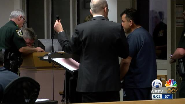 Man admits to killing woman- stabbing man in Palm Beach County