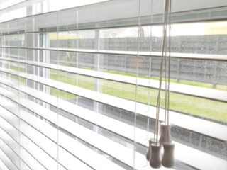 Warning about window blinds