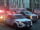 Pipe bomb strapped to man explodes in NYC subway