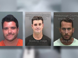3 arrests made in notorious shark-dragging case