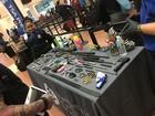 What's left behind at TSA checkpoint at PBIA?