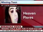 Alert issued for missing Port St. Lucie teen