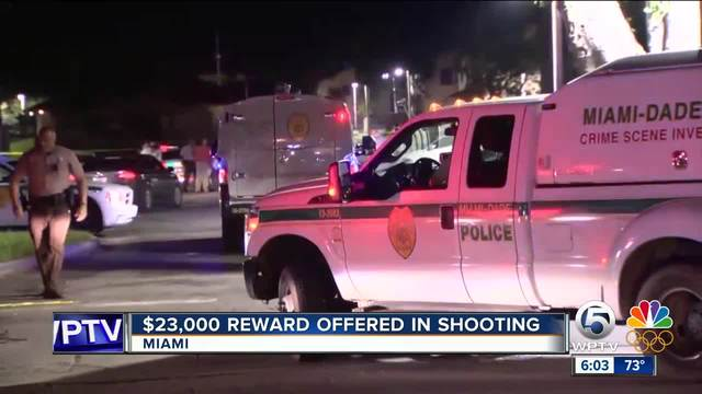 2-year-old shot in Miami