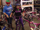 Man gives thousands of bikes to kids in need