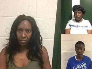 3 arrested after Stuart Christmas Eve shooting
