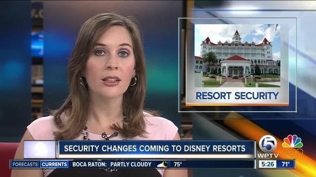 Some Disney World resorts change 'Do Not Disturb' signs