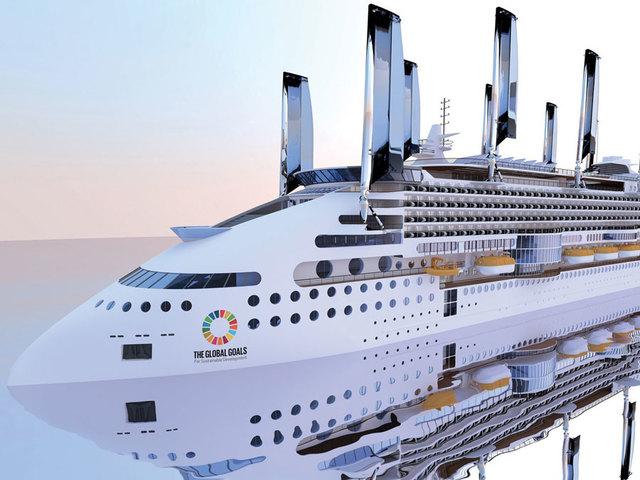 Finlands Arctech Plans Ecoship The Worlds Greenest Cruise - Educational cruise ships