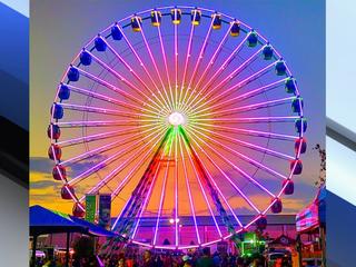 Fair to host largest traveling Ferris wheel