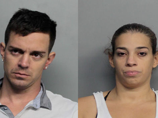 Duo accused of stealing luggage at Miami Int'l