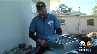 Spike in repair calls for heating systems