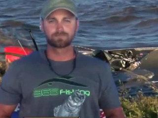 Tribute held for fisherman killed on Lake O