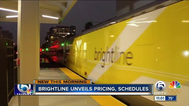 Woman struck by Brightline train identified