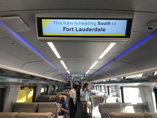 Brightline passengers react to train deaths