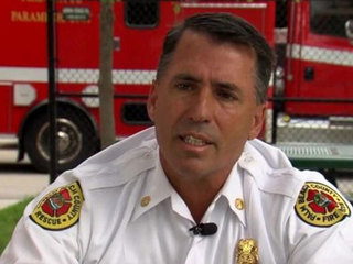 Palm Beach County's top fire chief resigns
