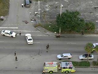 Man riding ATV In critical condition after crash