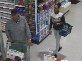 2 suspects wanted for using stolen credit cards