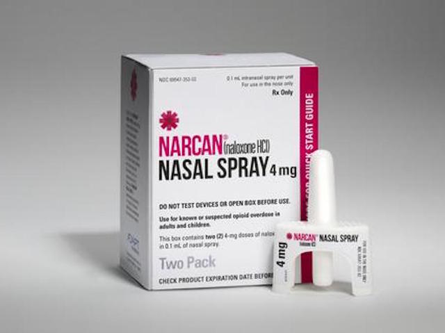 Narcan issued to FHP troopers