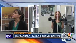 Florida's health rankings show improvement