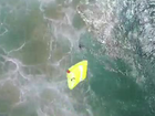 Drone rescues teens at sea