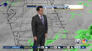 Cloudy early, then afternoon clearing
