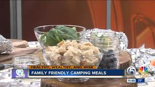 Family friendly camping meal recipes (1/22/19)