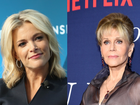 Kelly: Fonda has 'no business' lecturing her