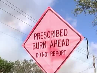 Fighting fires with fire on the Treasure Coast