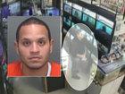 VIDEO: Thief shoves fish down pants in heist