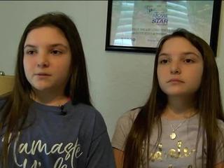 Wellington twins prepare for risky spine surgery