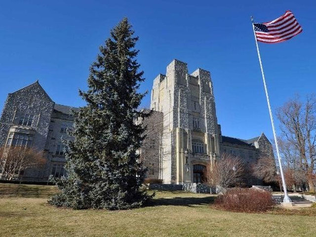 Virginia Tech student arrested with assault rifle and old police vehicle