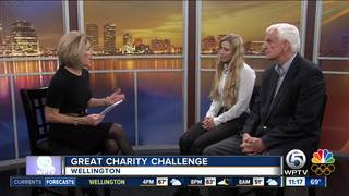 Great Charity Challenge in Wellington on Feb. 3