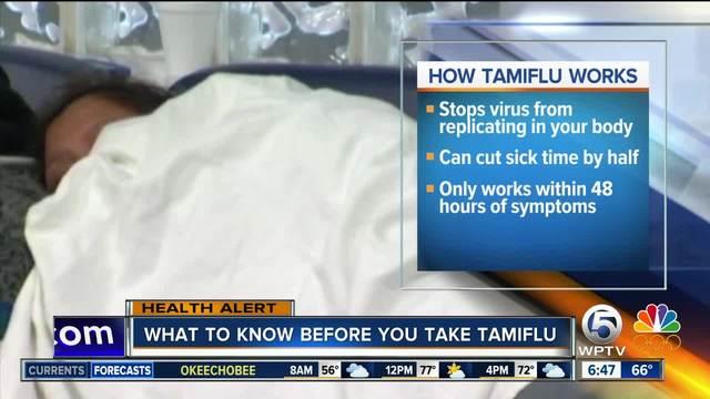 Pharmacies face Tamiflu shortage as flu season continues