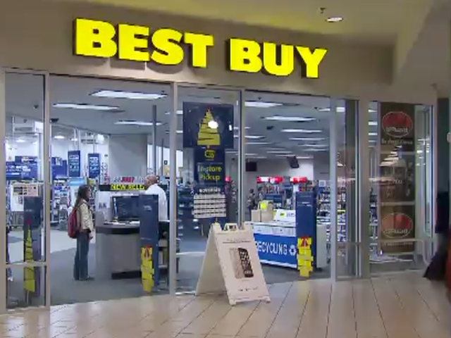 Best Buy says CDs are out, vinyl is in
