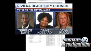 WPTV sues Riviera Beach to obtain text messages