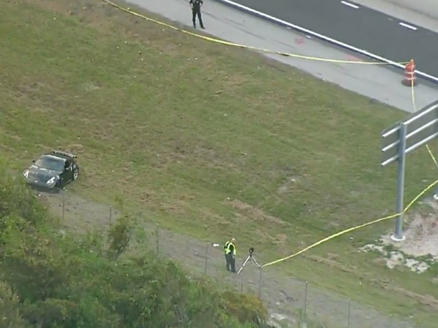 Man fatally shot in auto on I-95 in Boca Raton