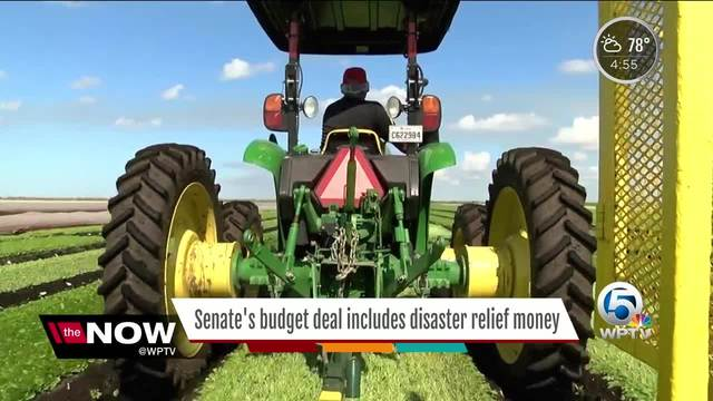 Senate deal includes $64B for disaster relief efforts