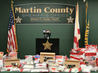 Sheriff: I-95, Turnpike 'awash in illicit drugs'
