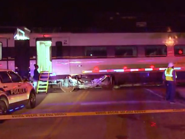 Another Person Hit By Brightline Train