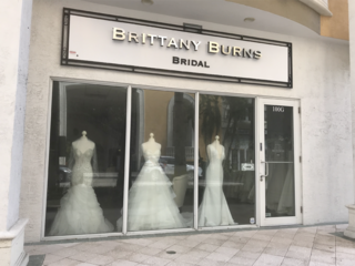 Bridal shop responds to customers