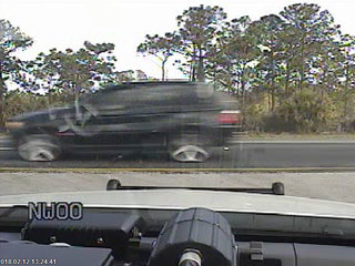 Dash cam video of runaway SUV released