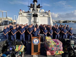 7 tons of cocaine offloaded at Port Everglades