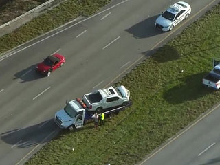 2 people hurt in crash near Glades Central High