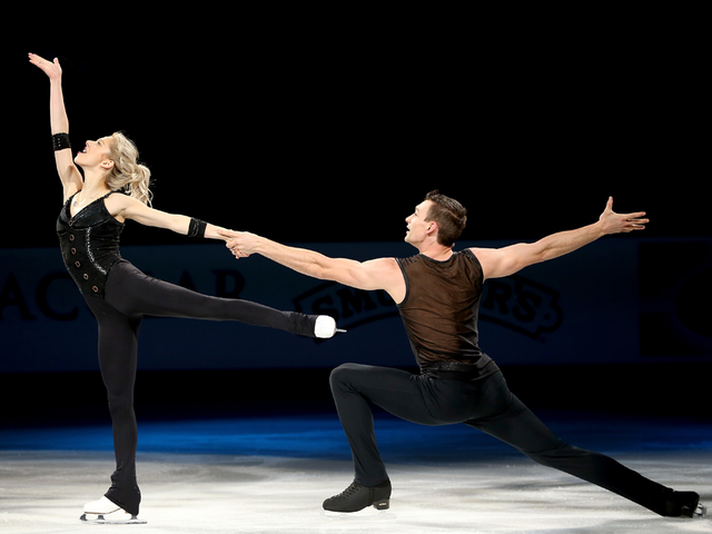 Knierims dedicate Olympic skate to Florida shooting victims